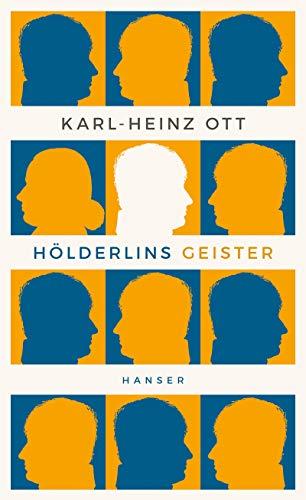 Buchseite und Rezensionen zu 'Hölderlins Geister' von Karl-Heinz Ott