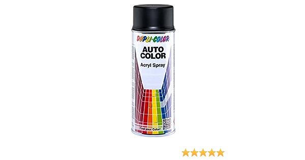 Dupli Color 591266 Lackspray Auto Color 0 0550 400 Ml Blau Schwarz Auto