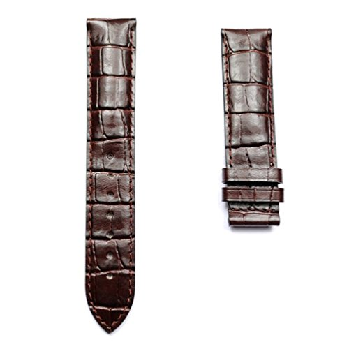 Tissot braun Lederband 19mm für Uhren Le Locle t610014577