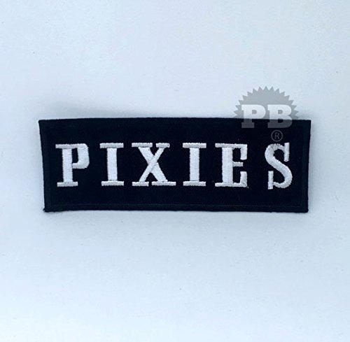 Pixies Band Abzeichen Eisen auf Sew auf bestickt Patch (Pixie Band)