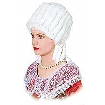 Histórico de la peluca de la peluca de la Edad media para mujer María Antonieta de estilo barroco y rococó de la peluca de la peluca para mujer de estilo ...