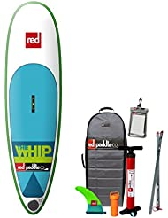 "Red Paddle Co SRED6810 - Tablas paddle surf hinchables, color azul, 8'10"" x 29"""
