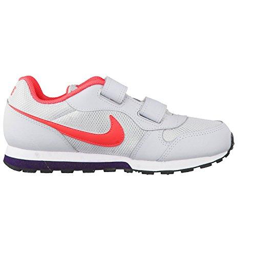 Nike Mädchen 807320-003 Trail Runnins Sneakers Grau