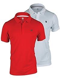 K-Swiss cintura-ropa Hyper Court Polo para hombre, Colour, S, 101262-632
