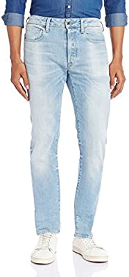 G Star 3301 Slim - nippon stretch denim - Pantalones para hombre