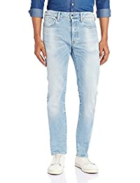 G Star 3301 Slim - nippon stretch denim - Pantalones para hombre