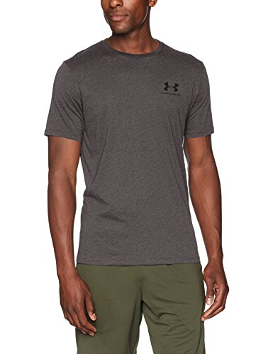 Under Armour Men's Sport Style Left Chest Short-Sleeve Shirt