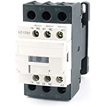 LC1D09F7C 3 polos NO + NC 220V AC contactor para motor eléctrico
