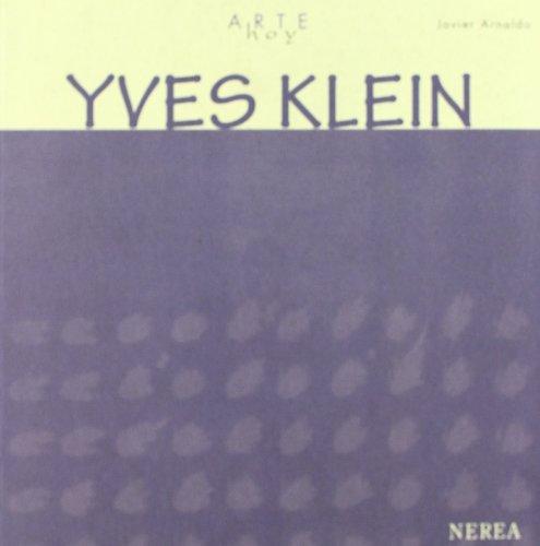 Yves Klein por Francisco Javier Arnaldo Alcubilla