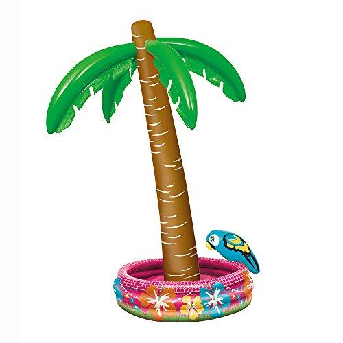 Unique party - grande palma gonfiabile raffredda bibite