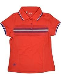 adidas Performance - Polo Niña - Golf - Naranja - M