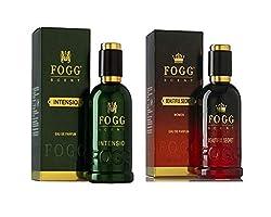 COMBO PACK OF FOGG INTENSIO PERFUME 90 ML + FOGG BEAUTIFUL SECRET PERFUME FOR WOMEN 90 ML