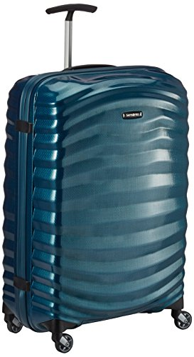 Samsonite - Lite-Shock Spinner 69 cm, Azul (Petrol Blue)