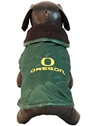 NCAA Oregon Ducks All Weather Resistant Protective Dog Outerwear, XX-Small by All Star Dogs