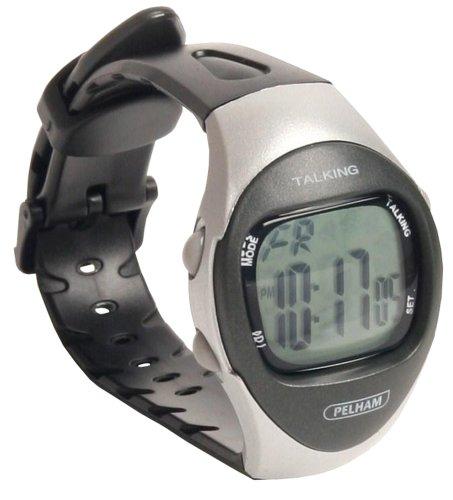 NRS Healthcare Big Sprechende Armbanduhr Herren (gültig für MwSt. Relief in Großbritannien) (Datum Medikament)