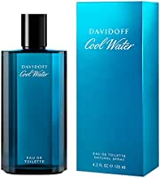Davidoff Perfume - Cool Water by Davidoff - perfume for men - Eau de Toilette, 125ml