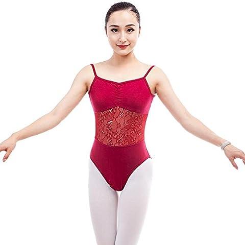 Fox Costume De Danse - aux femmes dd-ELD-BL03 Danse Gymnastique Costume ,