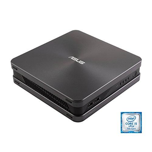 Foto ASUS VivoMini VC68V-G030Z 3.4GHz i5-7500 PC di dimensione 2,3L Grigio Mini PC