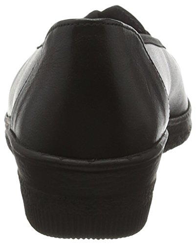 Gabor Damen Comfort Basic Slipper Schwarz (Schwarz 51)