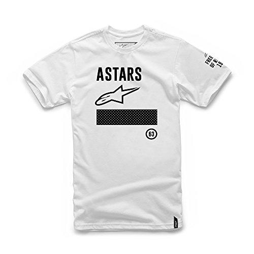 Alpinestars T-Shirt Set Weiß White