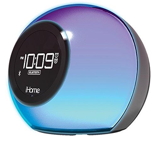 iHome Lautsprecher Bluetooth radioreloj Wecker mit Licht ibt29 (Radiowecker Ihome)