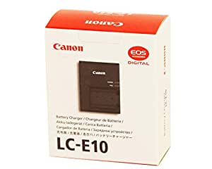 Canon LC-E10 Compact Battery Charger for LP-E10 Battery Pack