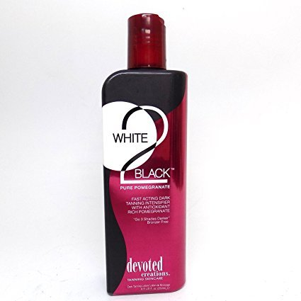 devoted-creations-white-2-black-pure-pomegranate-sunbed-tanning-lotion-cream-250ml-bottle