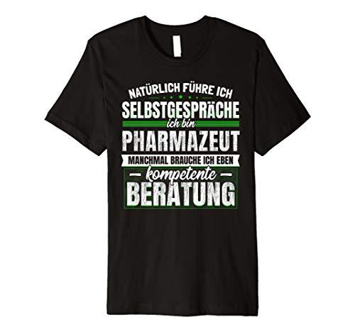 Geschenk Pharmazeut Lustiges Pharmazie Beruf T-Shirt