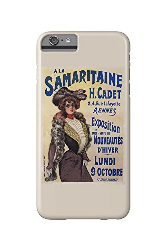 a-la-samaritaine-vintage-poster-france-iphone-6-plus-cell-phone-case-slim-barely-there