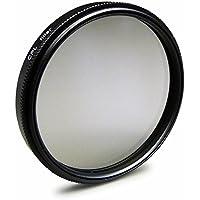 Filtro Polarizador CPL 58mm para Canon EOS 1DX |5D Mark III | 5D | 6D | 7D | 450D | 500D | 650D | 700D - Panasonic Lumix DMC-GH4 - Samsung Galaxy NX10 | NX20 | NX300 y mucho más + paño de limpieza