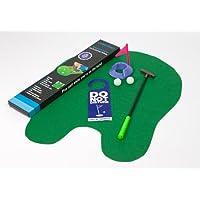 Living Point Potty Putter - Das WC Golf Set für die Toilette