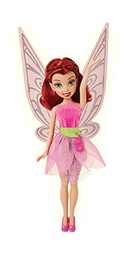Disney Fairies TinkerBell und die Legende vom Nimmerbiest - Rosetta Puppe [UK Import]