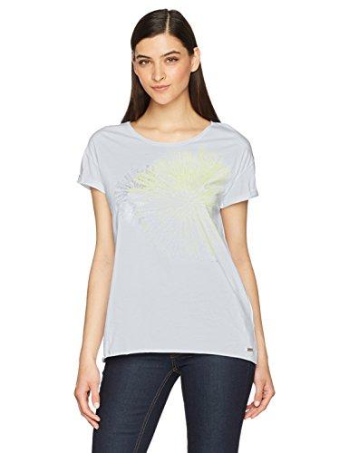 BOSS Orange Damen T-Shirt Taseason Blau (Light/Pastel Blue 458)