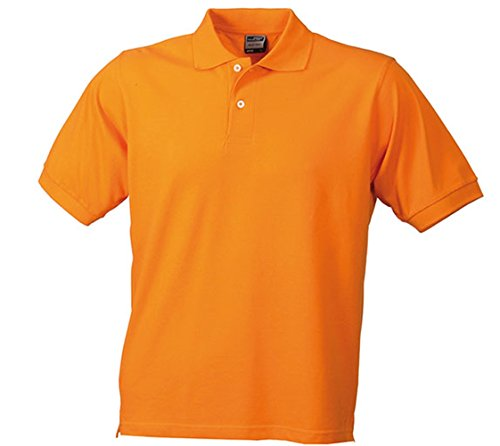Basic Polo im digatex-package Orange