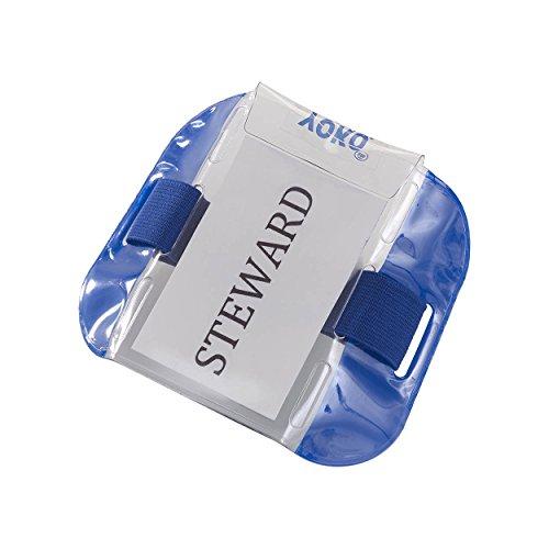 yoko-id-bracciali-professionale-e-resistente-regolabile-cinghie-in-coordinato-blue