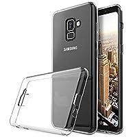 Samsung Galaxy S9 Soft Silicone Clear TPU Gel Case