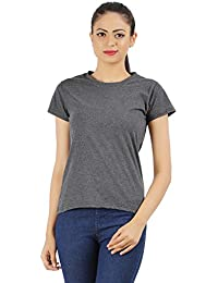 Ap'pulse Women's Round Neck T-Shirt