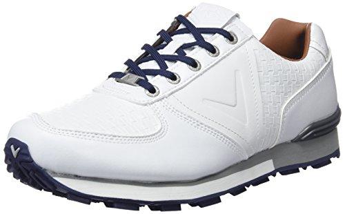 Callaway Damen Sunset Couture Golfschuhe, Weiß (White), 40 EU