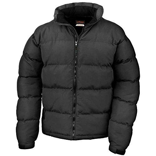 Result Mens Holkham Down Feel Puffer Puffa Coat Jacket