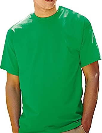 Fruit Of The Loom Fitted Valueweight T-Shirt Classic Olive S