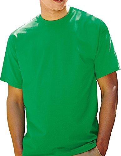 Fruit Of The Loom 61044 Mens Short Sleeve Super Premium T-Shirt Tee Beige - Natural