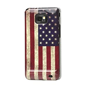 samsung galaxy s2 i9100 h lle schutzh lle retro us usa stars and stripes flagge used look. Black Bedroom Furniture Sets. Home Design Ideas