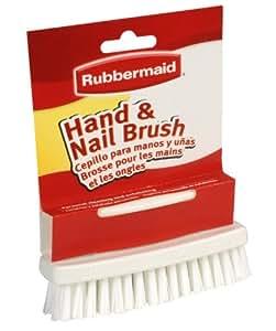 RUBBERMAID G111-12 HAND & NAIL BRUSH 4-1/4' X 1-3/8'