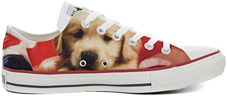 Converse All Star personalisierte Schuhe (Handwerk Produkt) Slim Puppy