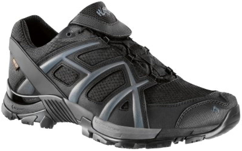 Haix Negro EAGLE 10 Bajo Atlético Gore-Tex Impermeable Transpirable Zapato