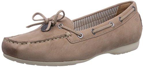 Tamaris 24607, Damen Bootsschuhe, Beige (Nude 250), 36 EU (3.5 Damen UK)