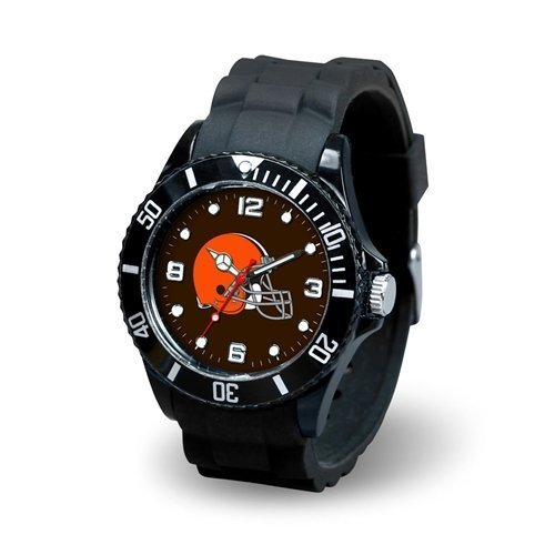 Cleveland Browns Men's Sports Watch - Spirit by Hall of Fame Memorabilia