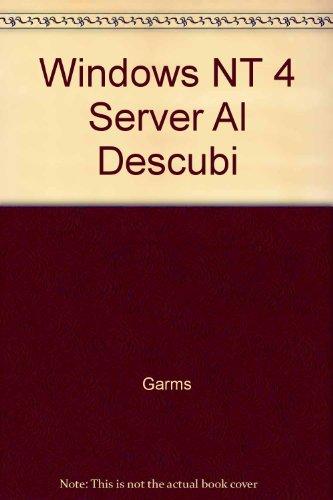 Windows NT 4 Server Al Descubi por Garms