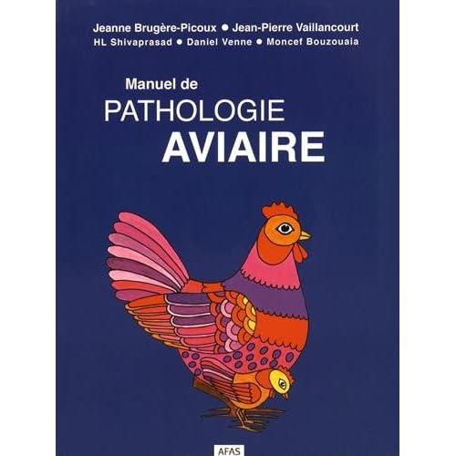 Manuel de pathologie aviaire (1Cédérom)