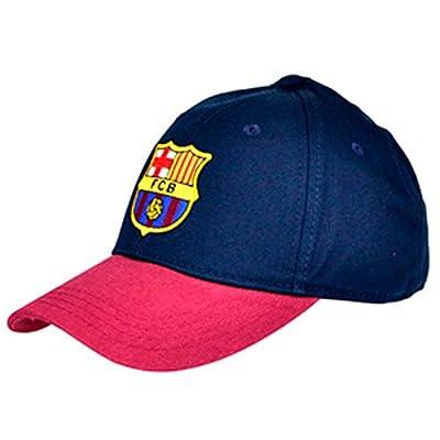 FC Barcelona Herren Fußball Wappen Design Baseball Kappe